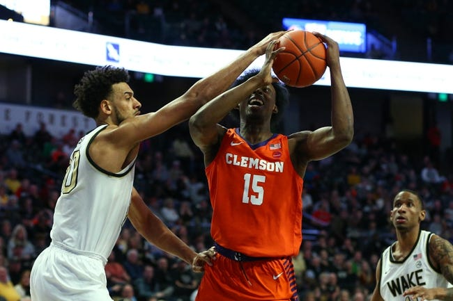 Wake Forest vs Clemson College Basketball Picks, Odds, Predictions 2/24/21