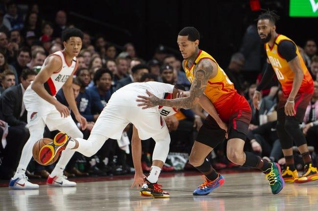 Portland Trail Blazers vs Utah Jazz NBA Picks, Odds, Predictions 12/23/20
