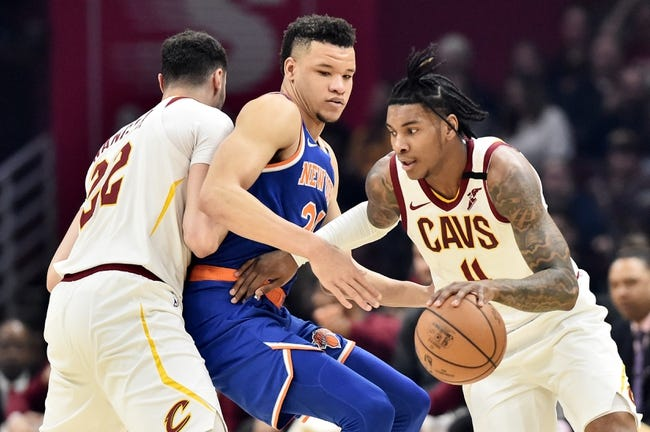 New York Knicks vs. Cleveland Cavaliers NBA Picks, Odds, Predictions 12/18/20