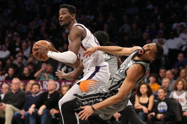Brooklyn Nets at Phoenix Suns - 2/16/21 NBA Picks and Prediction