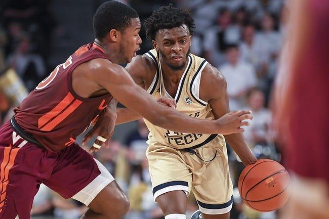 Georgia Tech at Virginia Tech 2/23/21 College Basketball Picks and Predictions