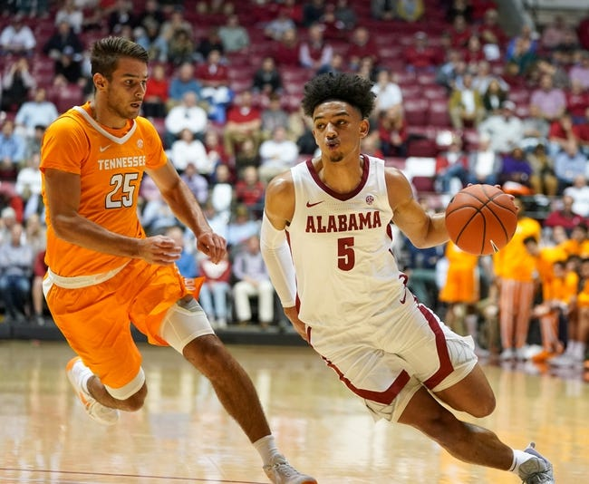 Tennessee at Alabama: 3/13/21 College Basketball Picks and Prediction