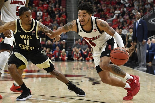 Wake Forest vs Louisville College Basketball Picks, Odds, Predictions 1/13/21