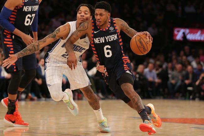 New York Knicks vs Orlando Magic NBA Picks, Odds, Predictions 1/18/21