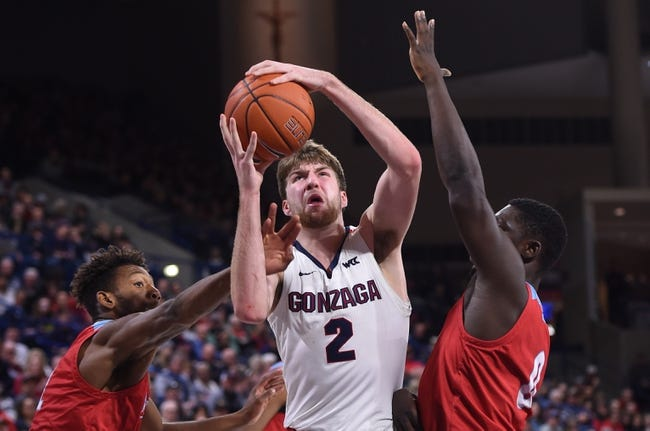 Loyola Marymount at Gonzaga: 2/27/21 College Basketball Picks and Predictions