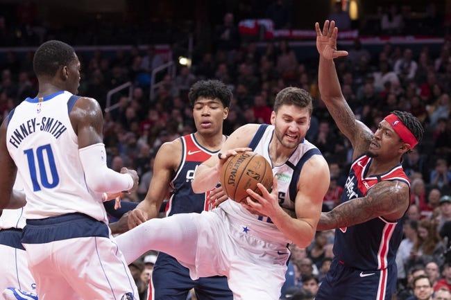 Washington Wizards vs Dallas Mavericks NBA Picks, Odds, Predictions 4/3/21