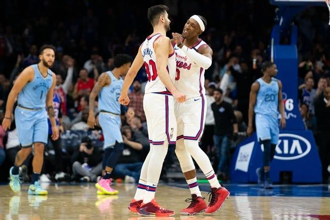 Memphis Grizzlies vs Philadelphia 76ers NBA Picks, Odds, Predictions 1/16/21