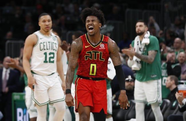 Boston Celtics vs Atlanta Hawks NBA Picks, Odds, Predictions 2/17/21