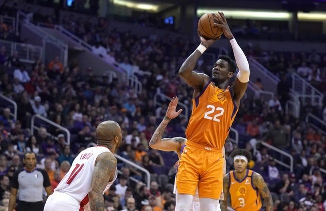 Phoenix Suns at Houston Rockets - 1/20/21 NBA Picks and Prediction