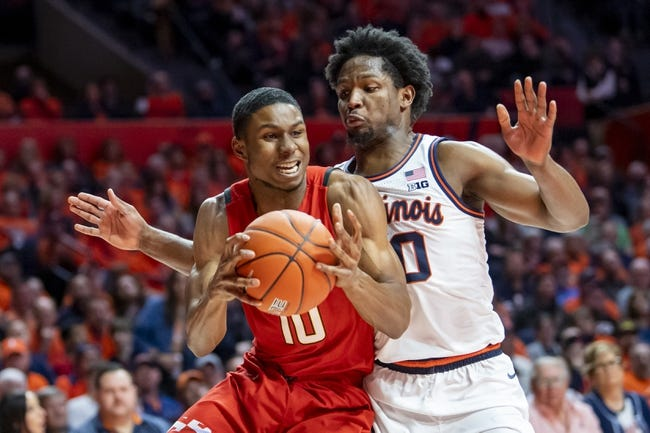 Maryland at Illinois: 1/10/21 College Basketball Picks and Predictions