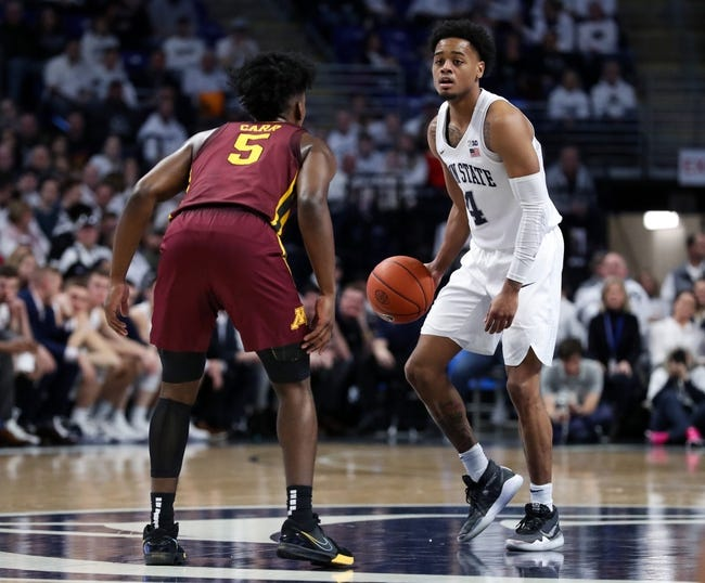 Minnesota at Penn State: 3/3/21 College Basketball Picks and Predictions