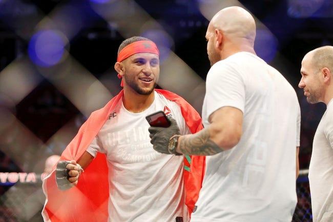 UFC Vegas 18: Seung Woo Choi vs. Youssef Zalal Picks, Odds and Predictions