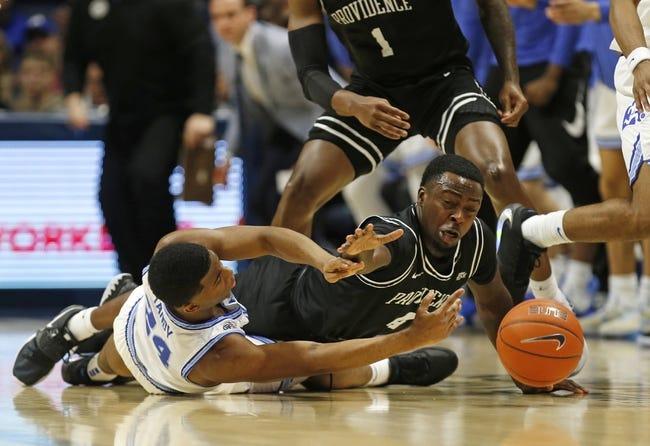 Xavier vs Providence College Basketball Picks, Odds, Predictions 1/10/21