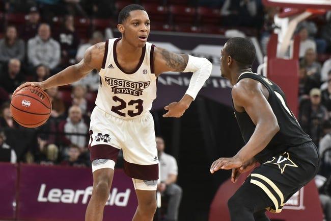 Vanderbilt vs Mississippi State College Basketball Picks, Odds, Predictions 1/9/21