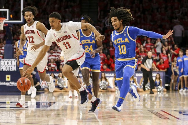 Arizona at UCLA: 2/18/21 College Basketball Picks and Predictions