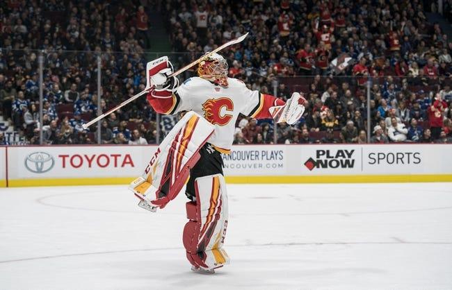 Calgary Flames vs Vancouver Canucks NHL Picks, Odds, Predictions 1/16/21