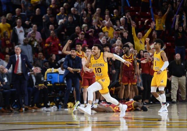 Arizona State vs USC College Basketball Picks, Odds, Predictions 1/9/21