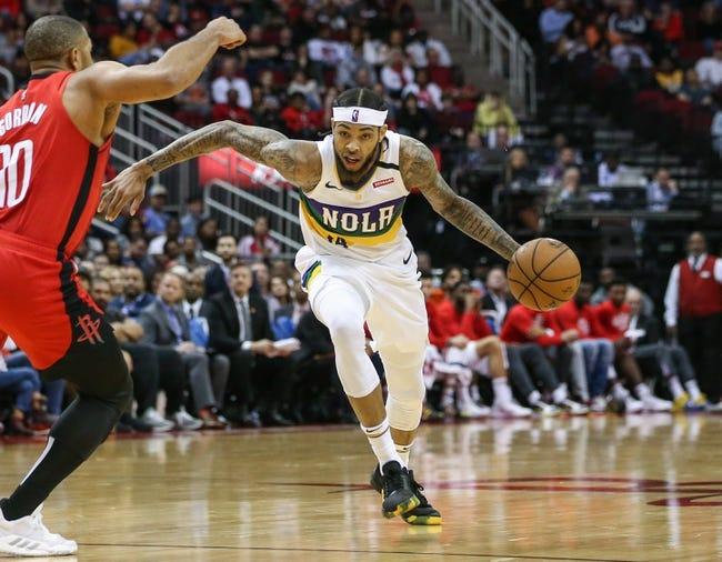 New Orleans Pelicans vs Houston Rockets NBA Picks, Odds, Predictions 1/30/21