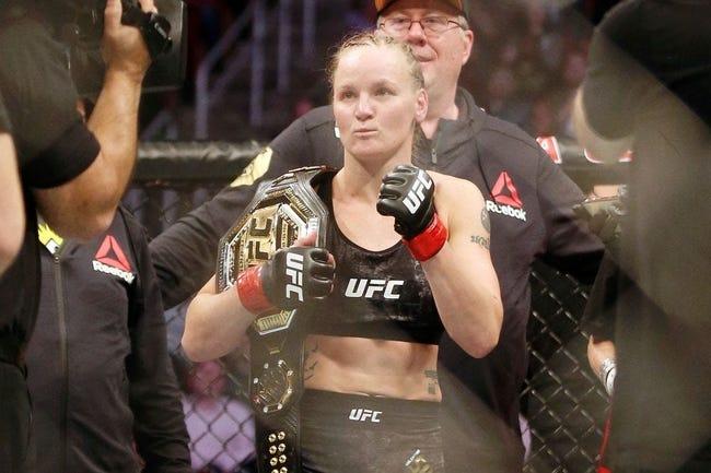 UFC 261: Jessica Andrade vs Valentina Shevchenko Picks, Odds, and Predictions