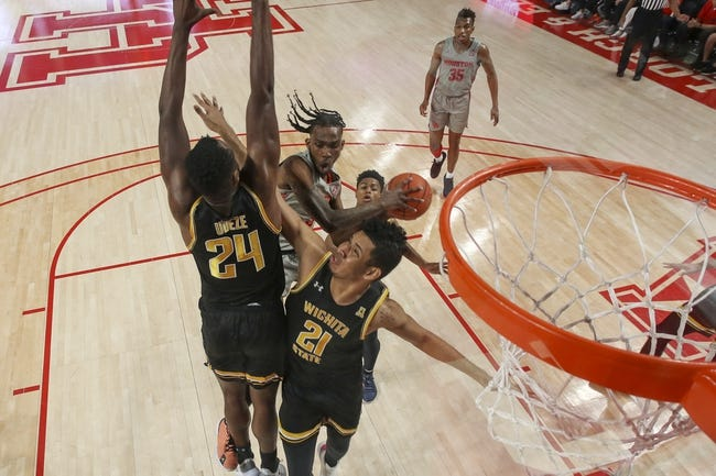 Houston vs Wichita State College Basketball Picks, Odds, Predictions 1/6/21