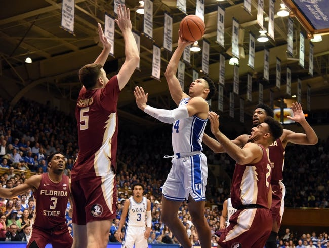 Duke at Florida State 3/11/21 College Basketball Picks and Predictions