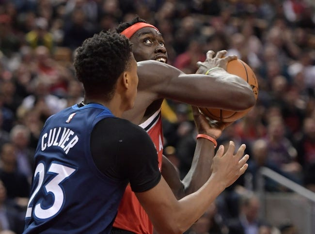 Minnesota Timberwolves at Toronto Raptors - 2/14/21 NBA Picks and Prediction
