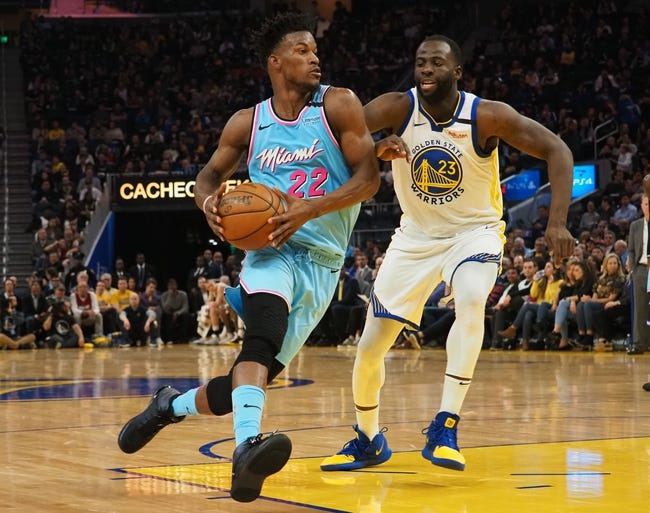 Miami Heat at Golden State Warriors - 2/17/21 NBA Picks and Prediction