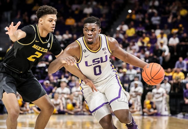 LSU at Missouri: 3/6/21 College Basketball Picks and Predictions