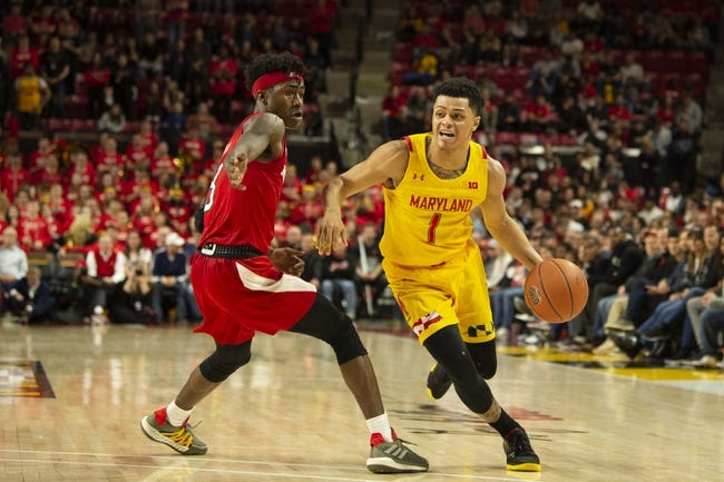 Nebraska  at Maryland  - 2/16/21 College Basketball Picks and Prediction
