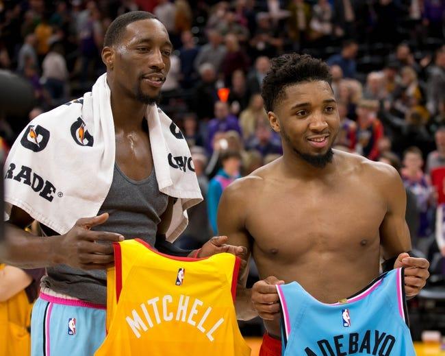 Miami Heat at Utah Jazz - 2/13/21 NBA Picks and Prediction