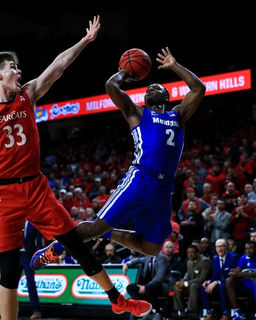 Memphis at Cincinnati - 2/28/21 College Basketball Picks and Prediction