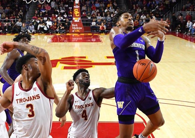 USC vs Washington College Basketball Picks, Odds, Predictions 1/14/21