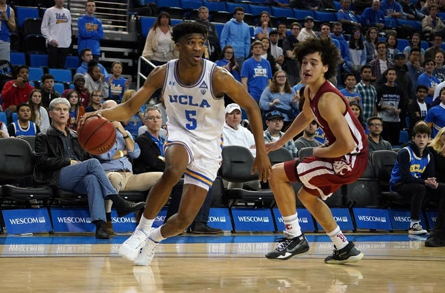 Washington State at UCLA: 1/14/21 College Basketball Picks and Predictions