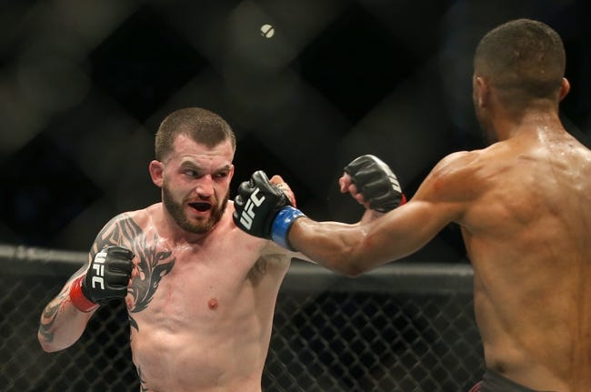 UFC Fight Island 7: Austin Lingo vs. Jacob Kilburn Picks, Odds and Predictions