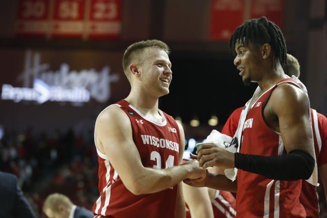Wisconsin vs Nebraska College Basketball Picks, Odds, Predictions 12/22/20