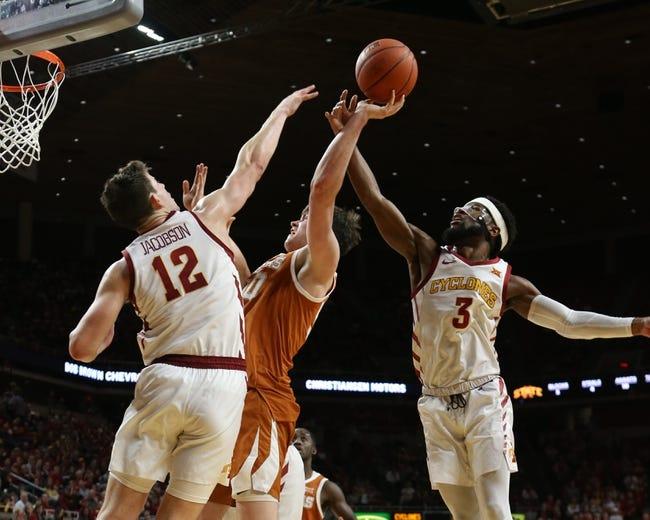 Texas vs Iowa State College Basketball Picks, Odds, Predictions 1/5/21