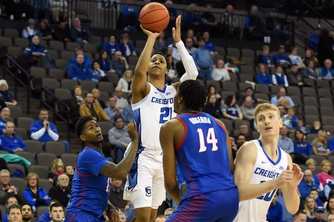 Creighton vs DePaul College Basketball Picks, Odds, Predictions 2/24/21