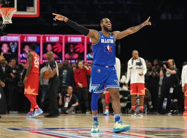 Team Durant vs Team LeBron  - 3/7/21 NBA Picks and Prediction