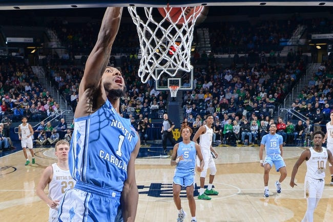 Notre Dame at North Carolina: 3/10/21 College Basketball Picks and Prediction