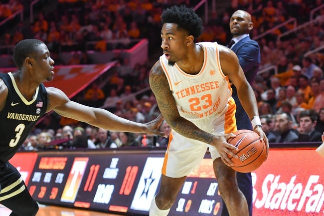 Tennessee at Vanderbilt: 1/12/21 College Basketball Picks and Prediction