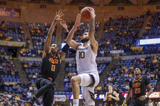 Oklahoma State vs West Virginia College Basketball Picks, Odds, Predictions 1/4/21