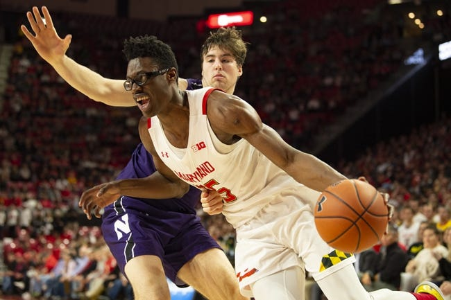 Maryland Terrapins at Northwestern Wildcats - 3/3/21 College Basketball Picks and Prediction