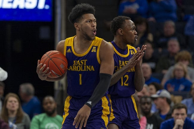 Memphis at East Carolina: 1/24/21 College Basketball Picks and Predictions