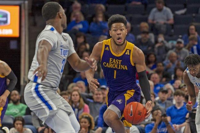 East Carolina vs James Madison College Basketball Picks, Odds, Predictions 12/19/20