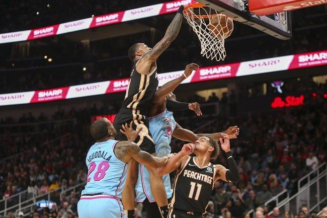 Atlanta Hawks at Miami Heat - 2/28/21 NBA Picks and Prediction