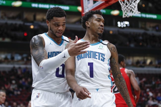 Charlotte Hornets vs Chicago Bulls NBA Picks, Odds, Predictions 1/22/21