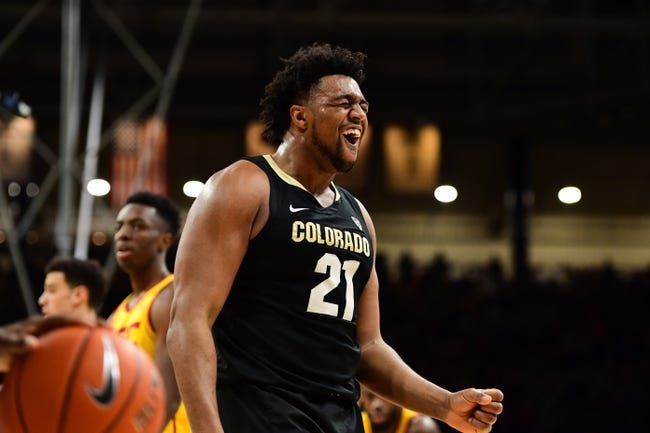 USC at Colorado: 2/25/21 College Basketball Picks and Prediction