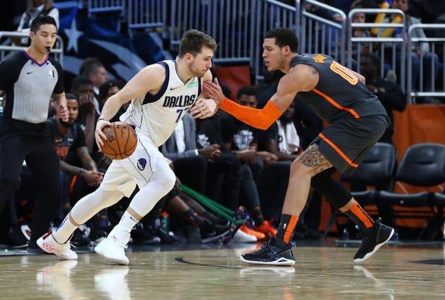 Orlando Magic at Dallas Mavericks - 1/9/21 NBA Picks and Prediction