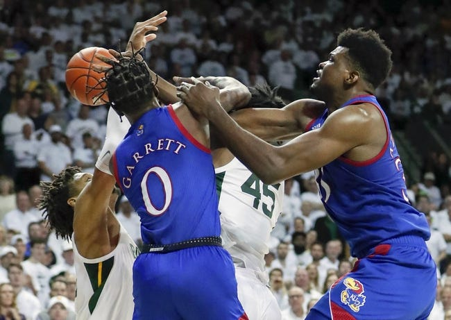 Kansas  at Baylor  - 1/18/21 College Basketball Picks and Prediction