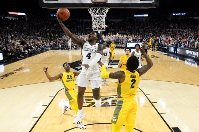Marquette vs Providence College Basketball Picks, Odds, Predictions 1/12/21